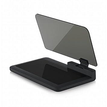 """6 """" Soporte de TEléfono Móvil GPS para Coche SUV HUD Cabeza en Alto Proyector"""