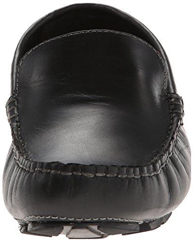 Steve Madden Mens Apaullo Slip-On Loafer Black OkJyHEqp