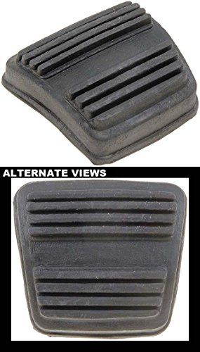 APDTY 31840 Brake or Clutch Pedal Pad