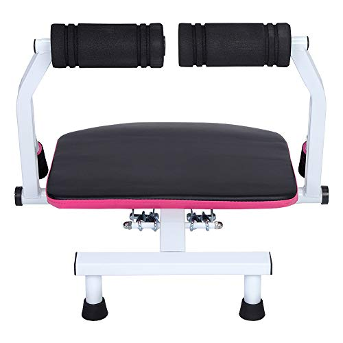 Home Gym Exercise Workout Equipment Twister, Ab Machine Abdominal Trainer, Flex Core Strength and Cardio System Total Body Workout Fitness MachineFoam Handles for Men and Women