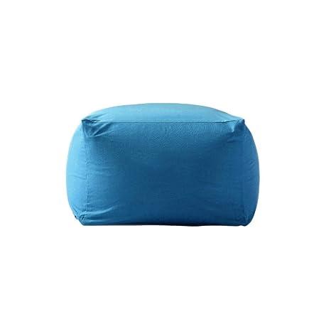 Amazon.com: QQXX - Taburete de futón nórdico redondo y ...