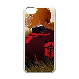 FULLMETAL ALCHEMIST iPhone 5c Cell Phone Case White JU0056920