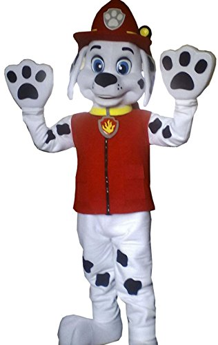 Paw Patrol Mascot Costume Adult Costume / Delivery Time 3 to 4 Weeks
