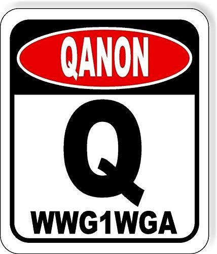 PotteLove Wwg1wga Qanon Patriot Maga Trump 2020 Cartel de ...
