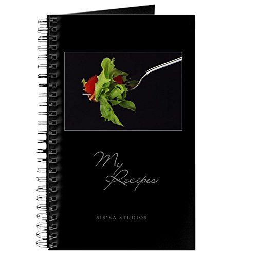 CafePress My Recipes Spiral Bound Journal Notebook, Personal Diary, Lined