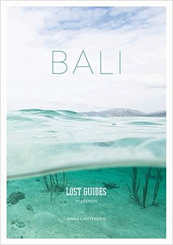 Lost Guides Bali Travel Guide Amazon Co Uk Anna Chittenden