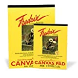 Fredrix Canvas Pad - 8 x 10in (20.3 x 25.4cm) by Fredrix