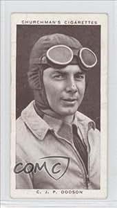 C. J. P. Dodson (Trading Card) 1939 Churchman's Kings of Speed Tobacco [Base] #17