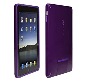 Speck Products CandyShell Case for Apple iPad, Nightshade Purple, IPAD-CNDY-A15A13
