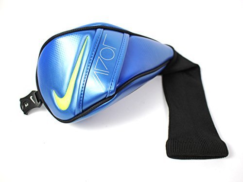 Nike Vapor Pro Blue Fairway Wood Headcover Head Cover With Adjustable Tag - Headcover Nike Golf