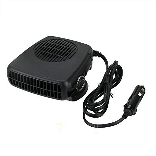 Portable Heater Parts Fan Blades : Car in portable heating cooling ceramic heater fan