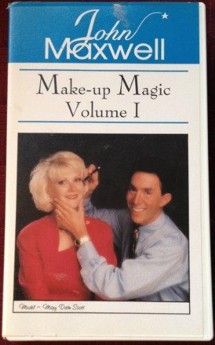 John Maxwell's Make-up Magic Volume I ~ Fabulous Eyes & Lips