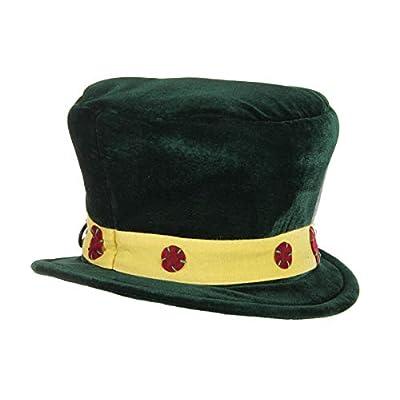 elope Alice in Wonderland Mad Hatter Hat for Kids: Clothing