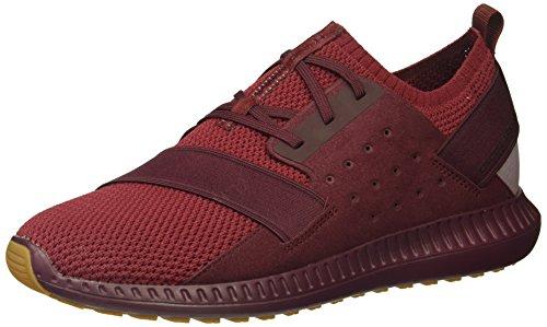 Under Armour Women's Threadborne Shift Cross-Country Running Shoe Cardinal (600)/Dark Maroon