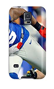 Hot 5369524K371778835 new york giants NFL Sports & Colleges newest Samsung Galaxy S5 cases