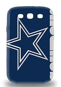 Galaxy 3D PC Case Tpu 3D PC Case Protective For Galaxy S3 NFL Dallas Cowboys Logo ( Custom Picture iPhone 6, iPhone 6 PLUS, iPhone 5, iPhone 5S, iPhone 5C, iPhone 4, iPhone 4S,Galaxy S6,Galaxy S5,Galaxy S4,Galaxy S3,Note 3,iPad Mini-Mini 2,iPad Air )