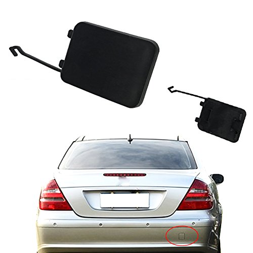 Rear Bumper Tow Hook Cover Cap For Mercedes E-Class W211 E320 E350 E550 E55AMG