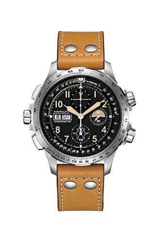 Hamilton Men's Khaki X-Wind Day Date Auto Chrono Limited Edition Watch - Model: H77796535 -
