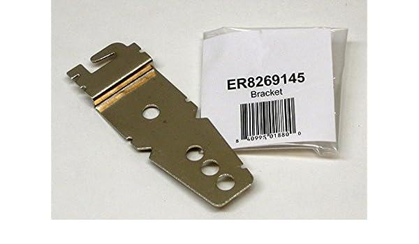 2PCS Dishwasher Mounting Bracket AP3039168 PS393134 WP8269145 For Whirlpool