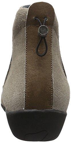 Johannes W. Damen Agnetha Chelsea Boots, Grau (Piedra), 41 EU