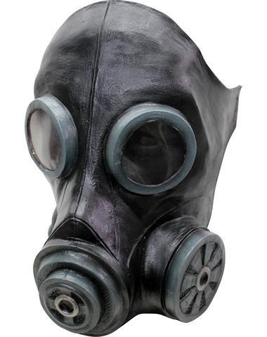 Smoke Mask Black (Bomb Of Gas)