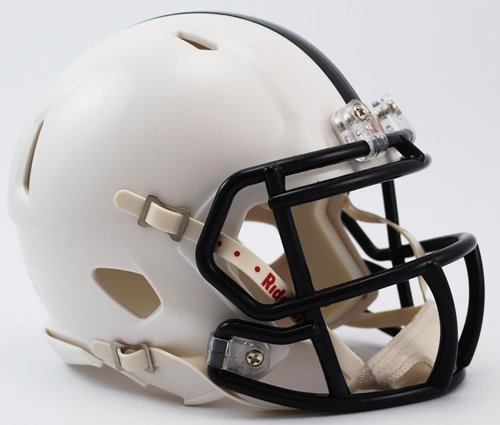 NCAA Penn State Nittany Lions Speed Mini Helmet (Replica Mini Riddell State)