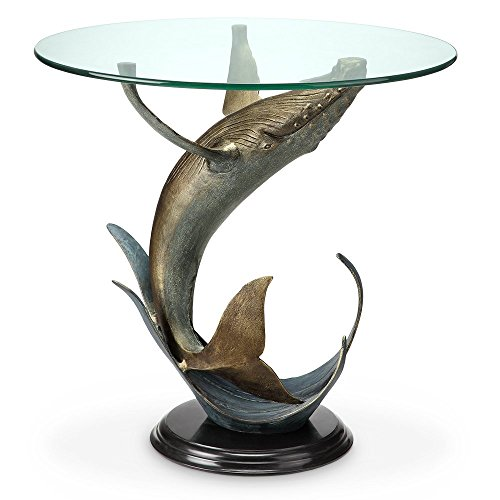 Spi Home Whale End Table
