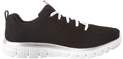 Skechers Graceful-Get Connected, Entrenadores para Mujer Negro (Black/white)
