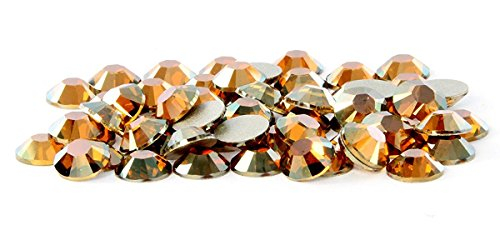 Copper Rhinestones (SS20 Swarovski Rhinestones - Crystal Copper (1 Gross = 144 pieces))