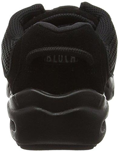 Bloch Boost Drt Mesh, Zapatillas de Deporte Exterior Adultos Unisex Negro - negro