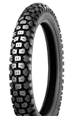 Dual Sport Motorcycle Tires - 3