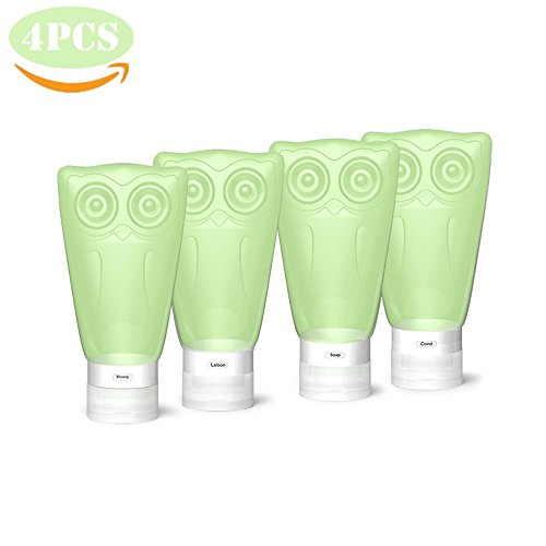 Silicone Container Approved Conditioner Toiletries product image