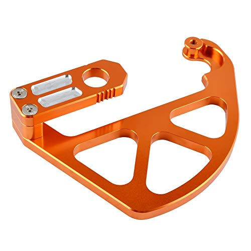 Rear Freeride - Tomynaanel - NICECNC Rear Brake Disc Guard Protector For KTM 85 SX SXS Freeride 250 R 350 2014-2016 2017 Motorcycle Brake Disc Rotor Cover