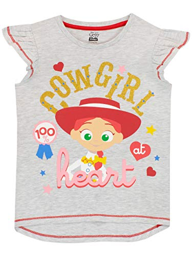 Girl Cowgirl In Toy Story (Disney Girls Toy Story T-Shirt Size 6)