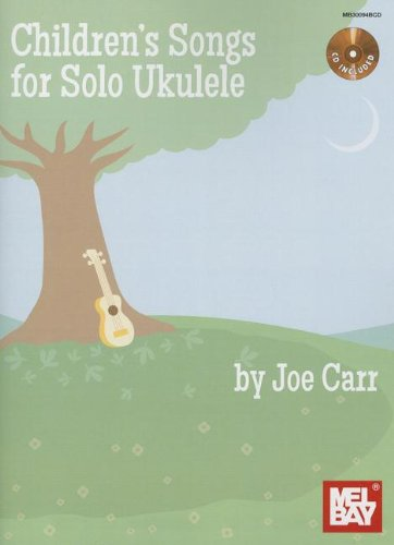 Download Children's Songs for Solo Ukulele ebook