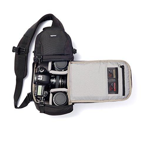 Amazoncom Amazonbasics Camera Sling Bag Camera Photo