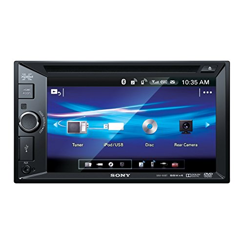 Sony XAV68BT Bluetooth Discontinued Manufacturer