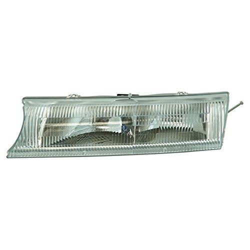 Headlight Headlamp Driver Side Left LH for 95-97 Mercury Mystique - Mercury Mystique Headlight Headlamp