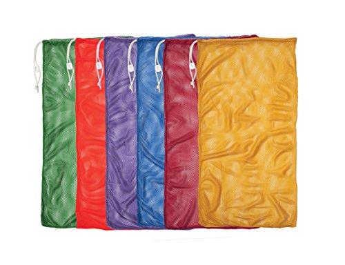 (Champion Sports Mesh Equipment Bag (Multi, 24 x)