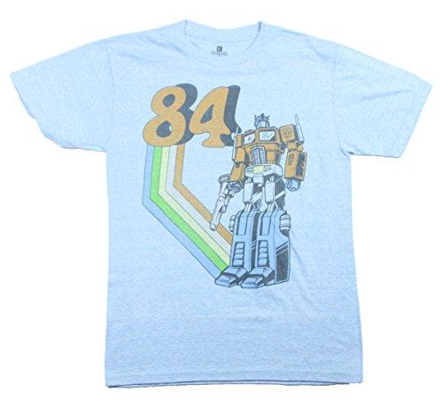 Transformers Optimus Prime Vintage Graphic T-Shirt - Large