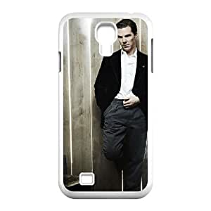 C-EUR Customized Benedict Cumberbatch Pattern Protective Case Cover for Samsung Galaxy S4 I9500