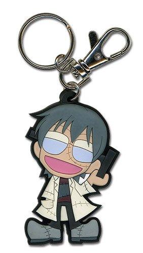 Soul Eater Stein PVC Keychain Toyzany 4829