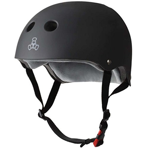 Triple 8 The Certified Sweatsaver Helmet for Skateboarding, BMX, Roller Skating and Action Sports – DiZiSports Store