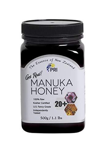 - PRI Manuka Honey 20+ 1.1lbs.