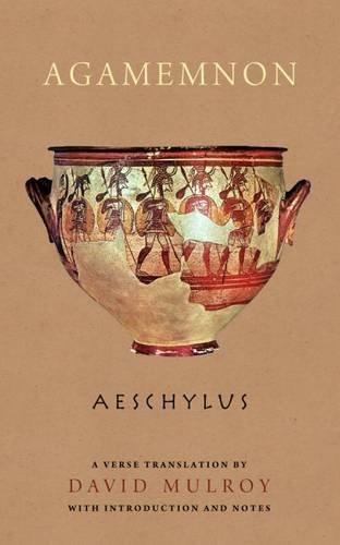 Book cover for Agamemnon