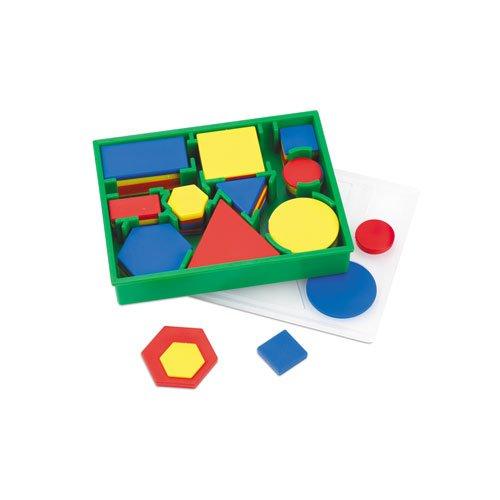EAI Education Pocket Attribute Blocks: Set of 60