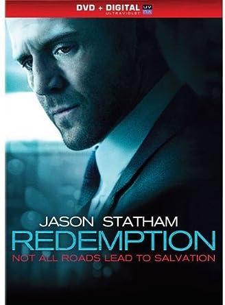 3fd4351e881c3 Amazon.com  Redemption  DVD + Digital   Jason Statham