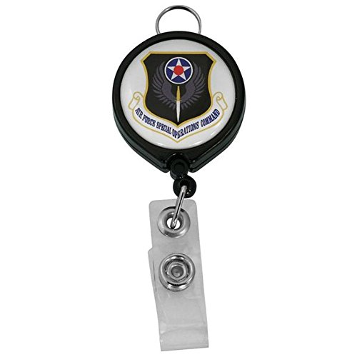USAF Special Ops Retractable Badge ()