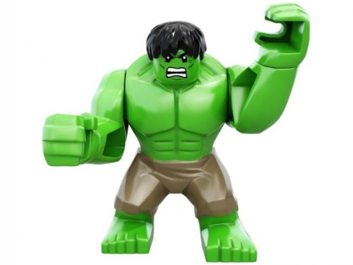 Lego the Hulk - From a Set