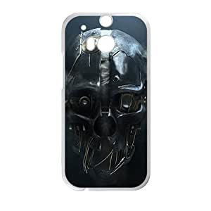 Skull Phone Case for HTC One M8 case